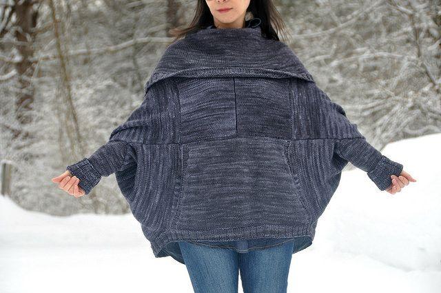 Ice Shanty pattern by Amy Miller