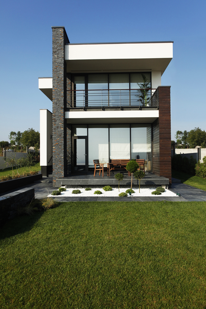 Luxurious Contemporary Houses in Romania Europe  Modern Architecture  House design Modern