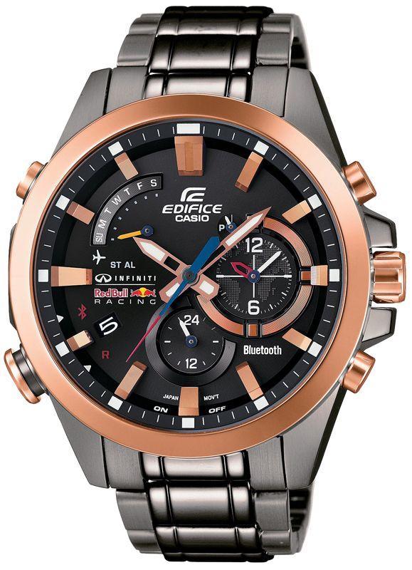 96160f6d7a76 Casio Edifice Smartwatch EQB-510RBM-1AER Reloj Para hombres EQB-510RBM-1AER  Más