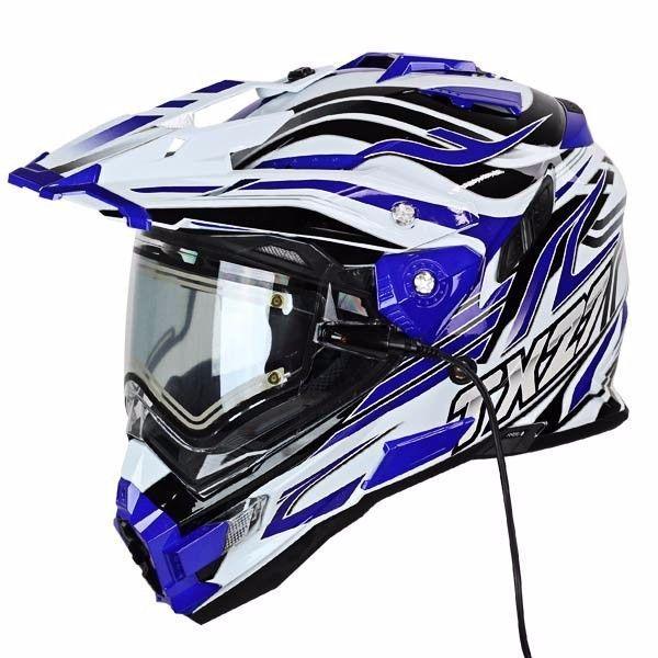 heated helmet cord