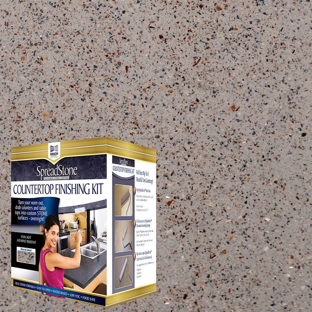 Daich Spreadstone Mineral Select 1 Qt Mantle Stone Countertop