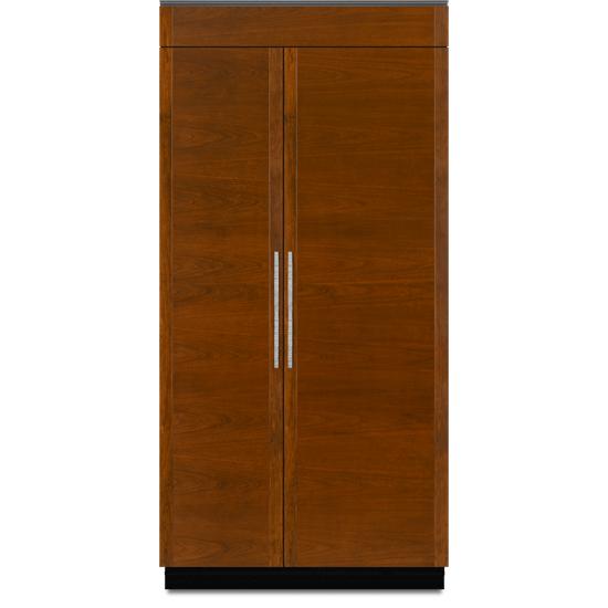 JennAir42Inch BuiltIn SidebySide Refrigerator