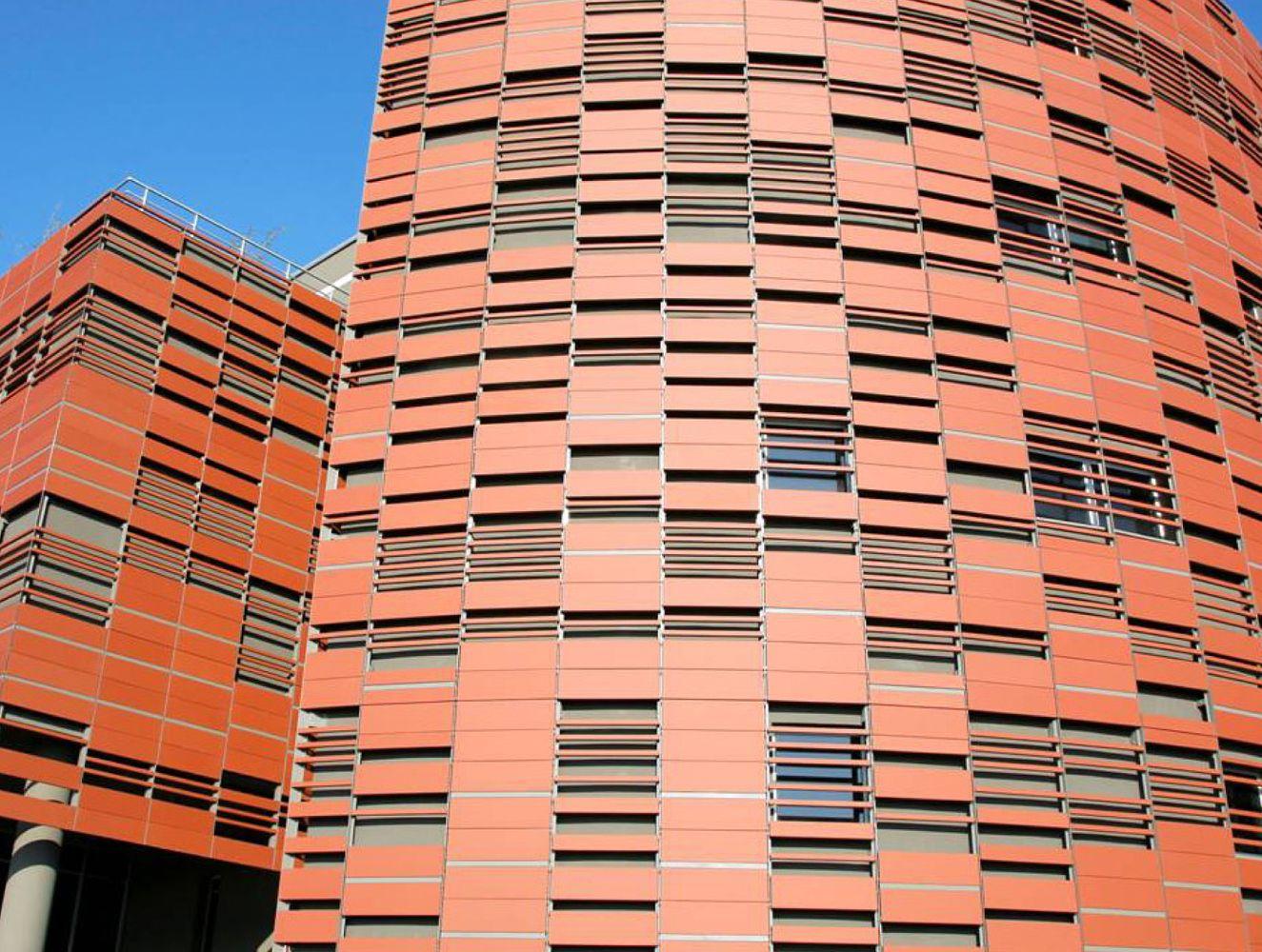Categor a fachada ventilada producto nbk marca hunter - Productos para impermeabilizar fachadas ...