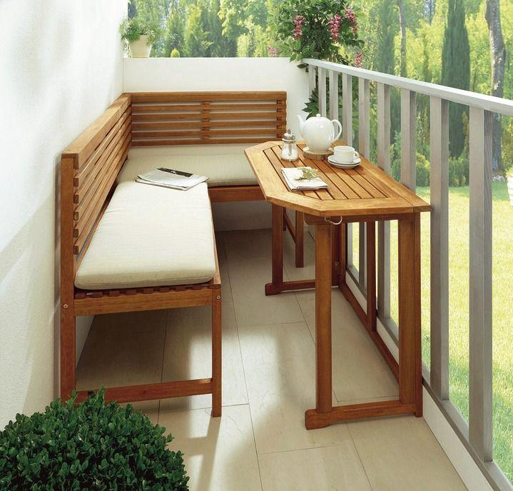 Balkonmöbel Set Für Kleinen Balkon 2021