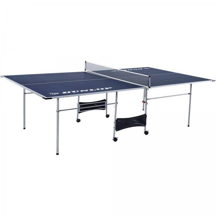 Table Tennis Table Ping Pong Official Size 9 X 5 Fold Up Easy Storage Net Post Unbranded Table Tennis Table Ping Pong