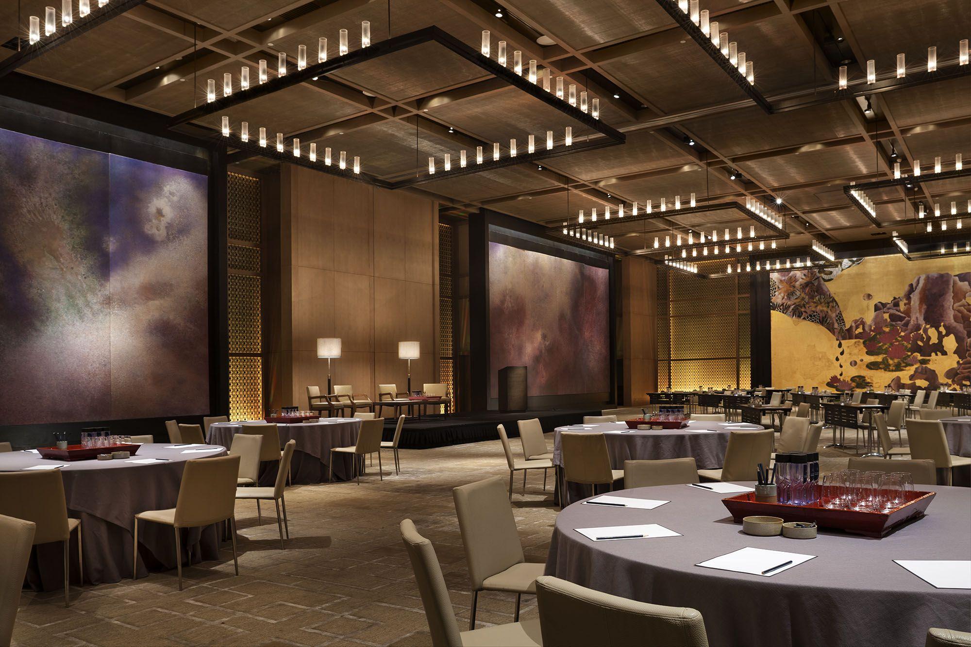 Beijing Restaurant Rosewood Hotel