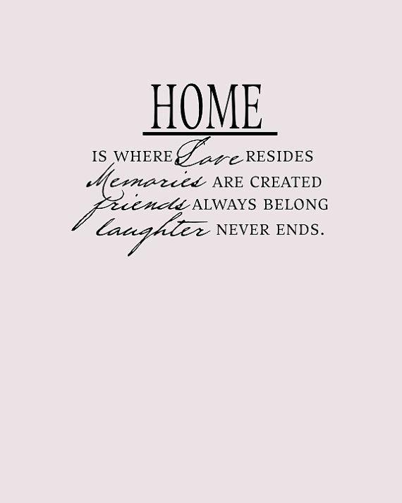 barbarasangi -  Home quote decal http://www.kimjames.remaxagent.com #KimFigueroaJamesRealtor #ReMaxOrlando #BuyHomesOrlando #OrlandoRealtor #OrlandoRealEstate