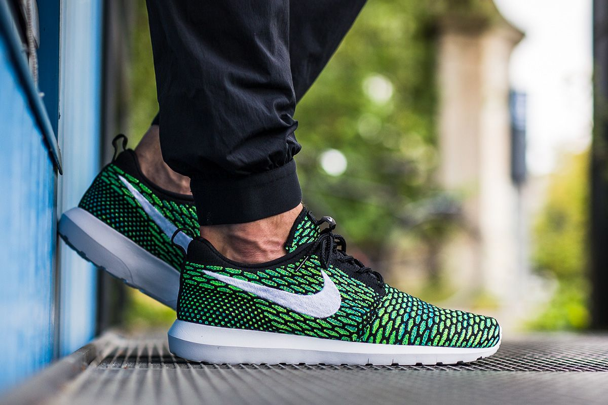 d55e884f4a220 Nike Just Released 7 Roshe NM Flyknit Colorways - EU Kicks  Sneaker Magazine