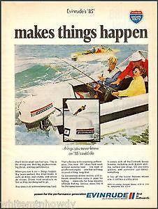 Vintage Evinrude Outboard Motor | eBay