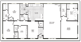 c35df4febba33959aa5f8fad2d5a17df solitaire legend 4 2184 sq ft double wide floorplans pinterest,Solitaire Homes Floor Plans