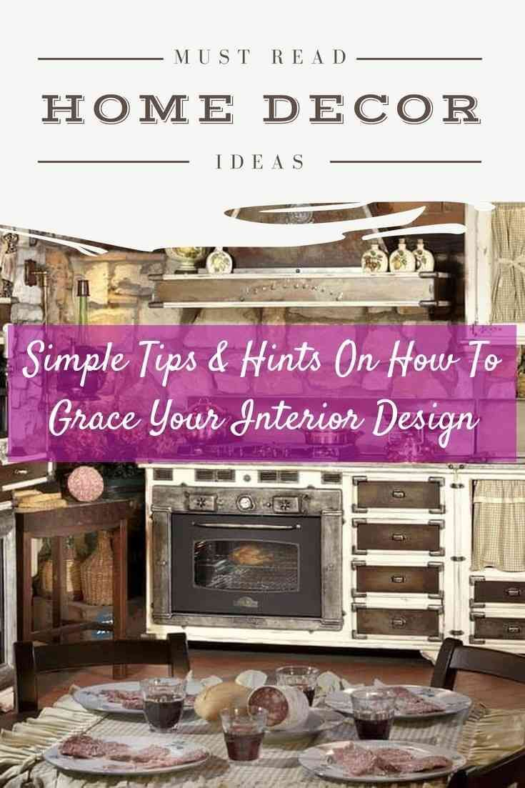 Designing your home made simple with these easy tips   be sure to check out this helpful article furnitureideas also diy interior design is when you have great ideas work rh pinterest