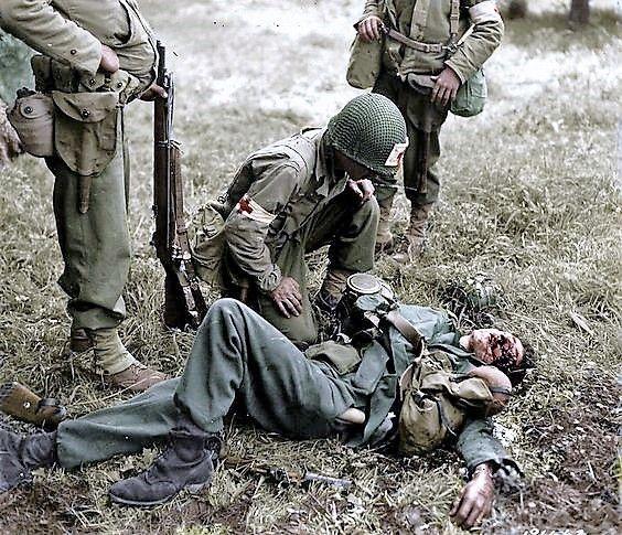 WW2 color | WW II Western Front | World war two, Ww2, War