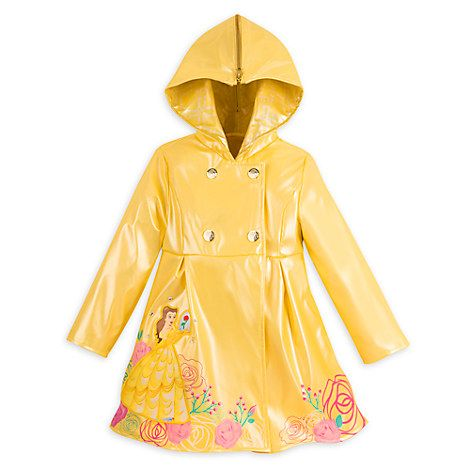 e7d7af3ac Belle Rain Jacket for Girls