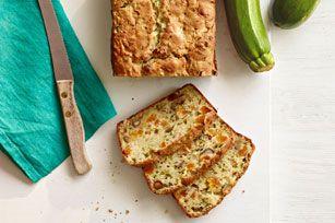 Notre meilleur pain aux courgettes - Les courgettes abondent à l'automne, c'est le moment de les apprêter délicieusement !