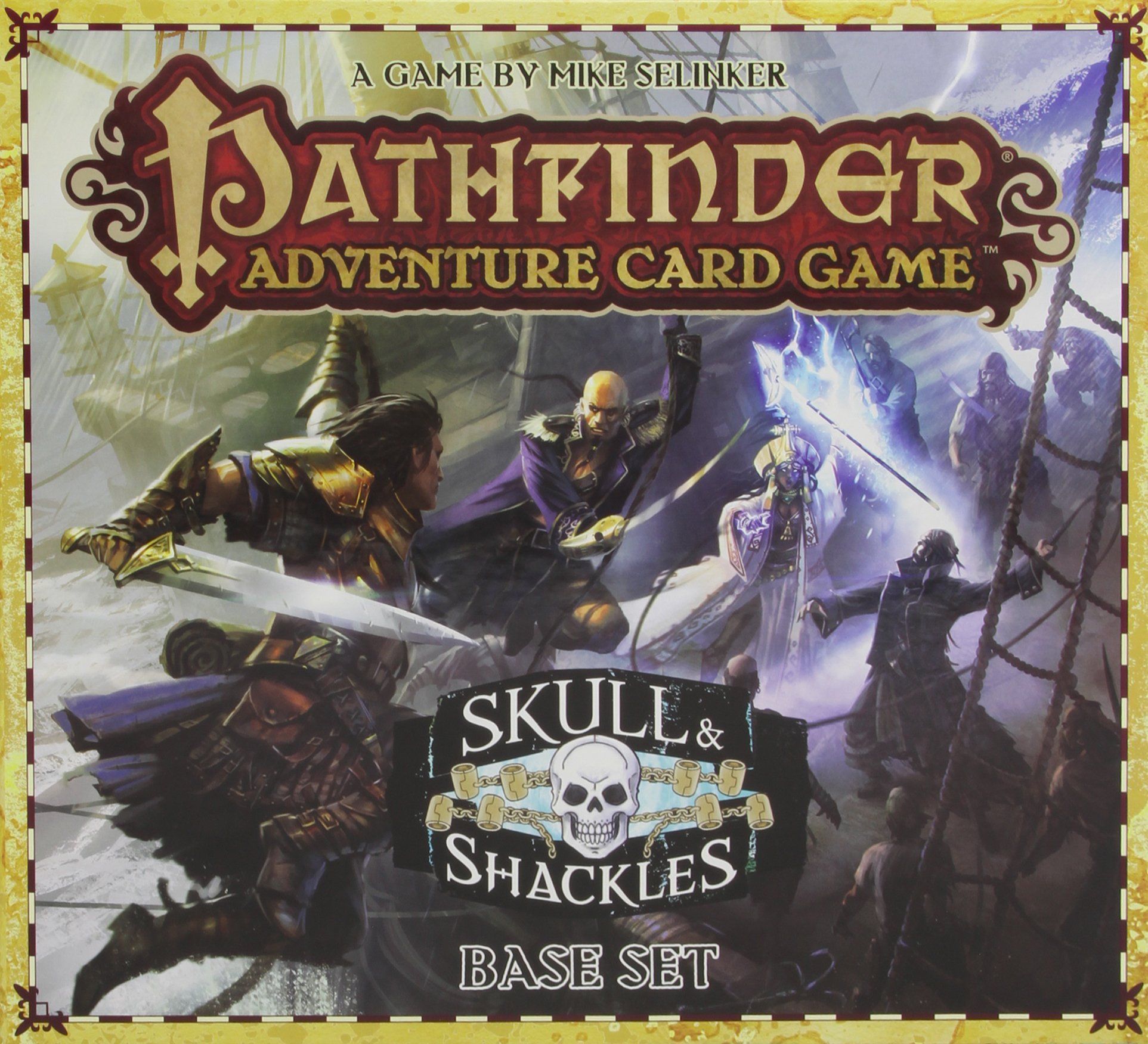 Pathfinder Adventure Card Game: Skull & Shackles Base Set Price:$44.25