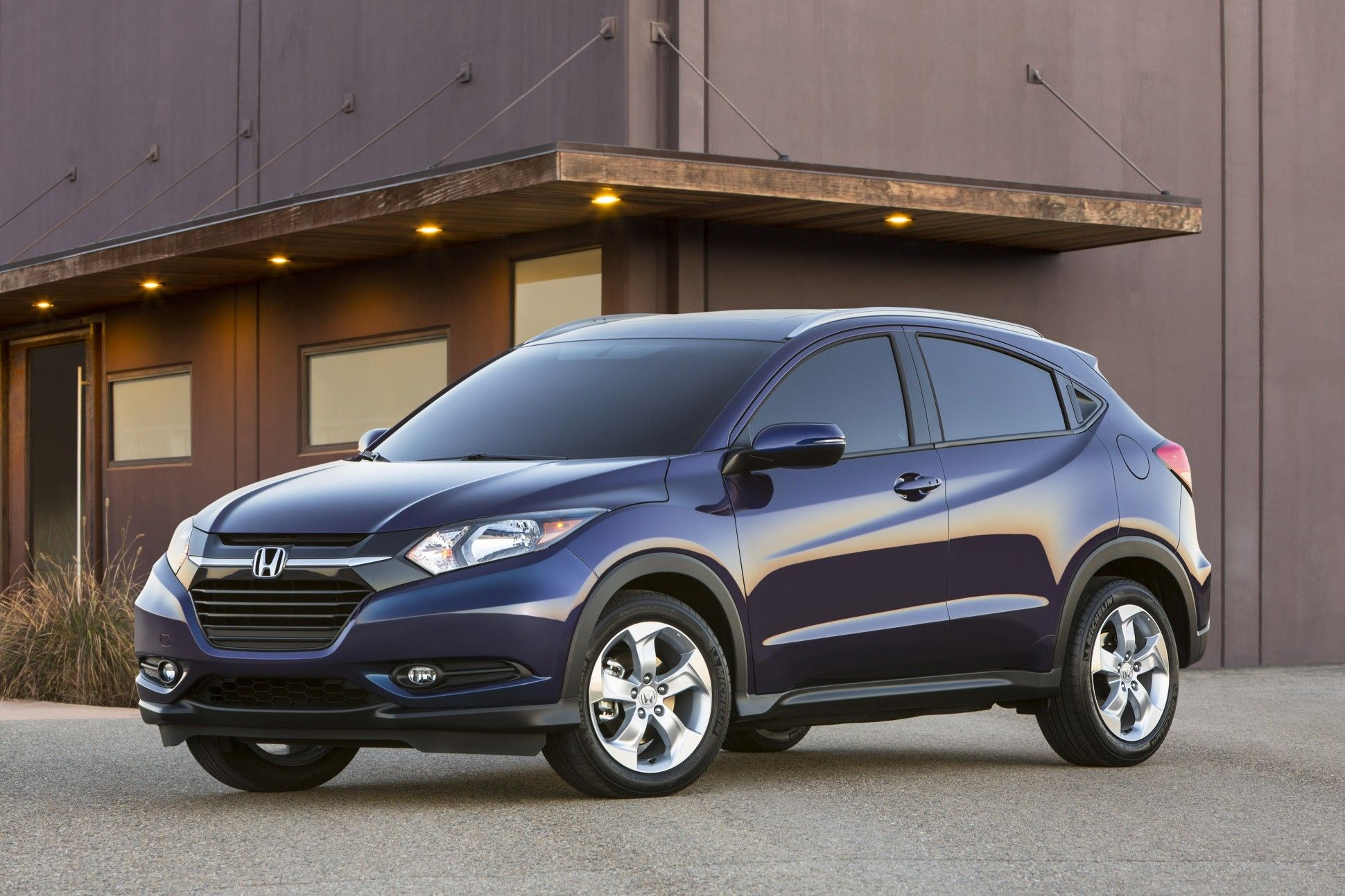 The 2016 honda hr v is the most versatile subcompact crossover so far