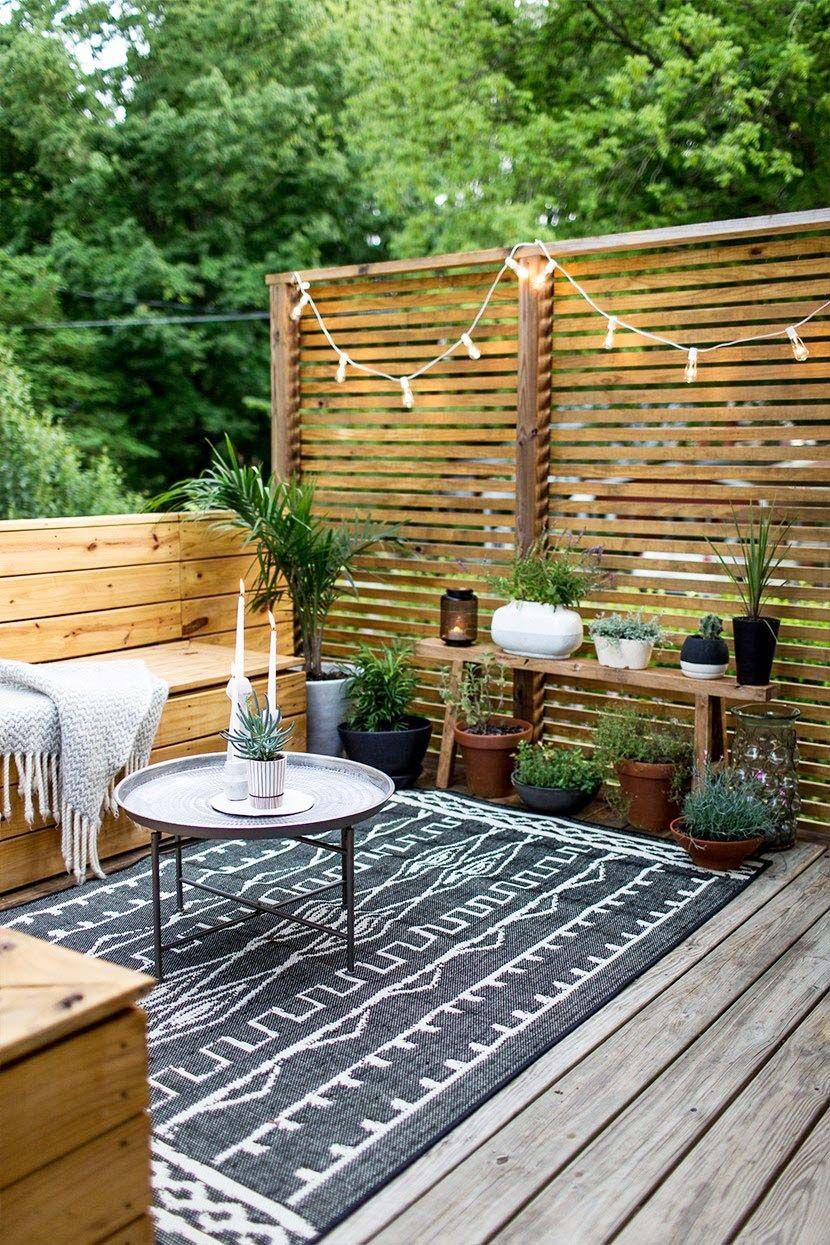 Photo of 10+ Pretty Backyard Patio Ideas On A Budget