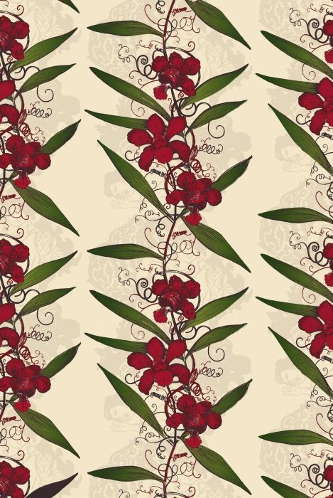 Captivating Buy Timorous Beasties Oriental Orchid Hand Print Wallpaper Online With  Houseologyu0027s Price Promise. Design Ideas
