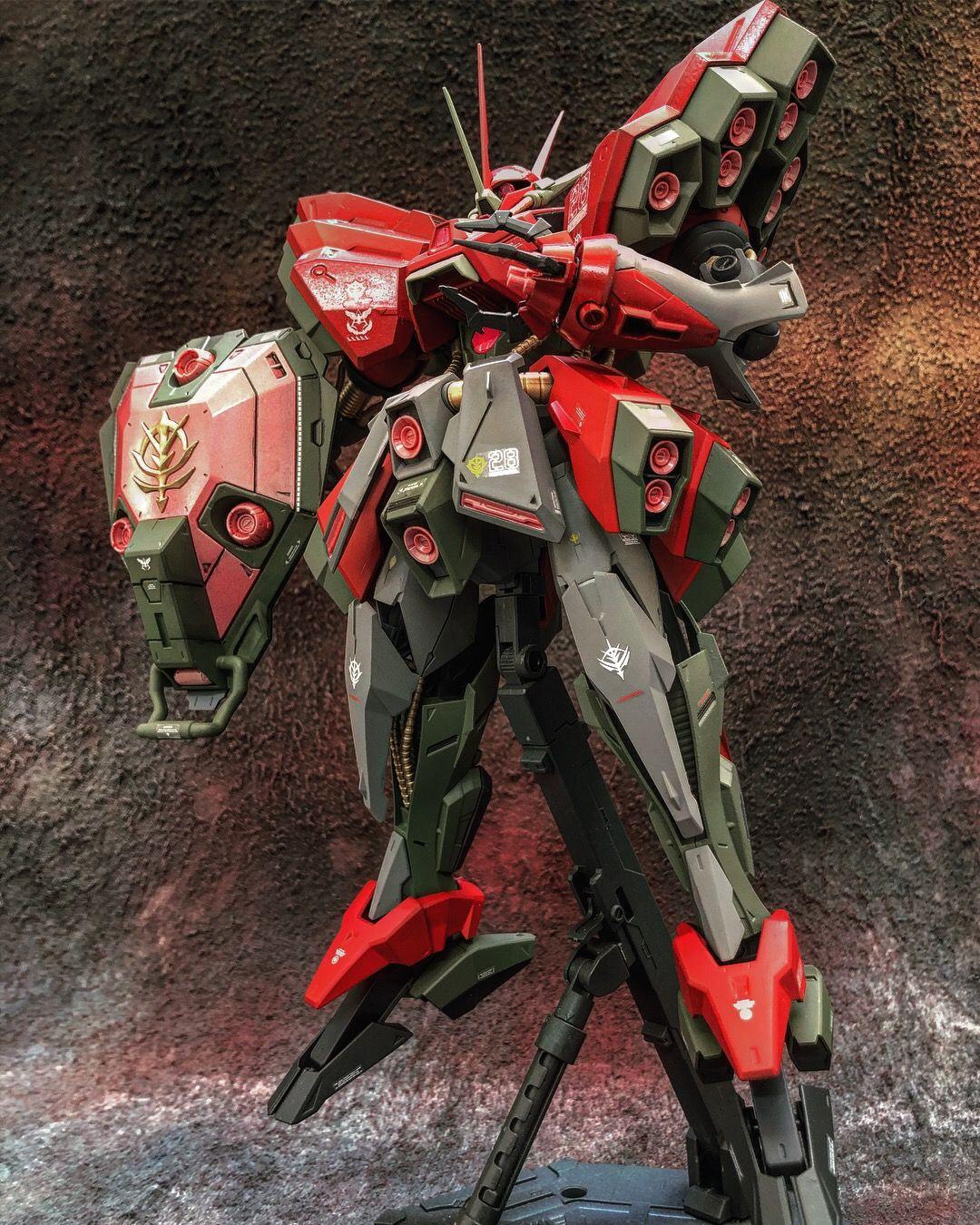 HAMMA HAMMA Sieg Zeon! #gundam #anime #art #gunpla | Gundam | Gundam