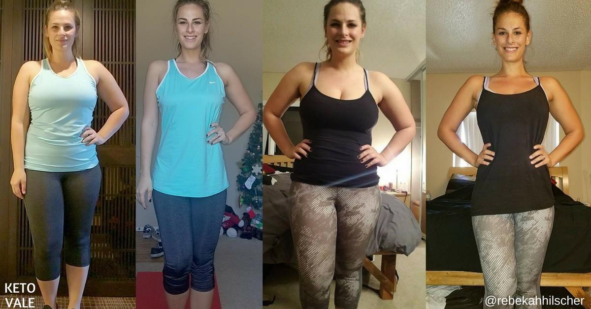 Rebekah Hilscher's Keto Success Transformation Story -   7 diet Funny shape ideas
