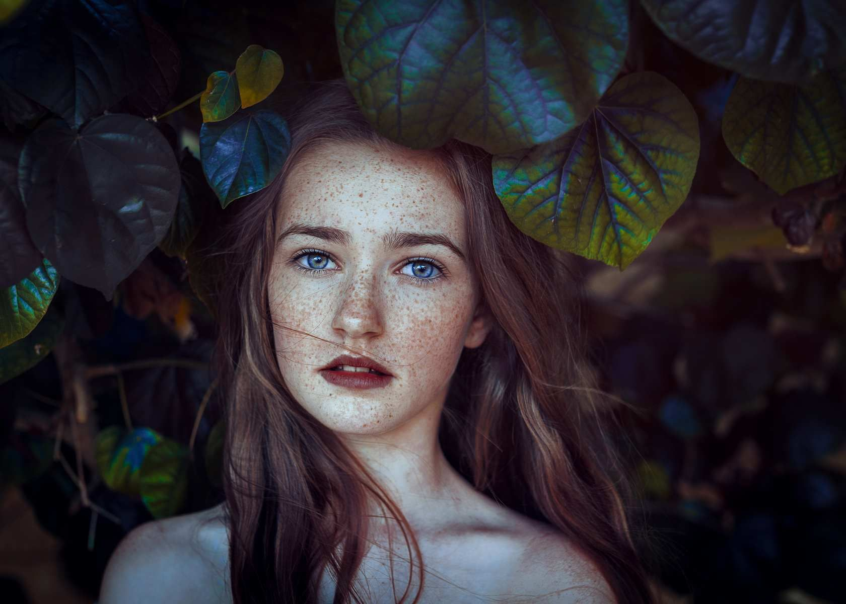 Fine Art Beauty Portraits by Surabhi Gupta