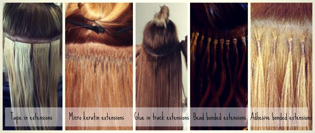 A Bit About Hair Extensions How To Hair Diy Hair Resource From