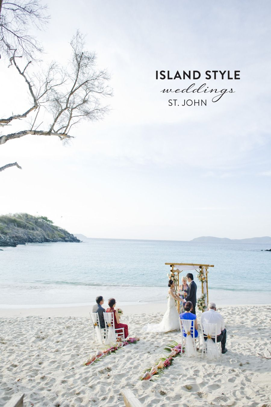 Island Style Weddings Beach