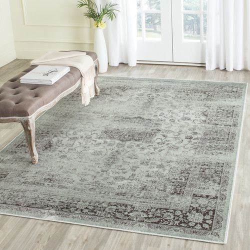 Found It At Wayfair Co Uk Immortelle Spruce Ivory Area Rug