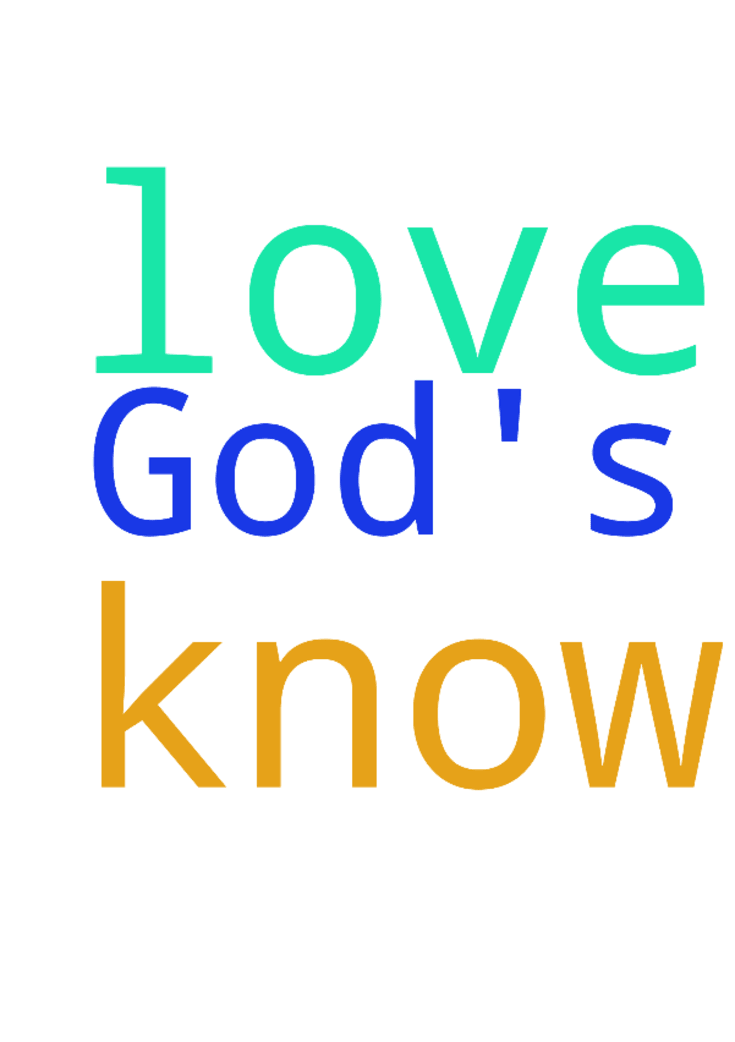 Please pray I will know God's love for me. In Jesus - Please pray I will know Gods love for me. In Jesus name Amen  Posted at: https://prayerrequest.com/t/rz6 #pray #prayer #request #prayerrequest