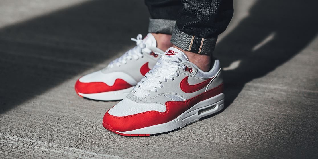 Nike Air Max 1 OG University Red Releasing Soon | Fashion