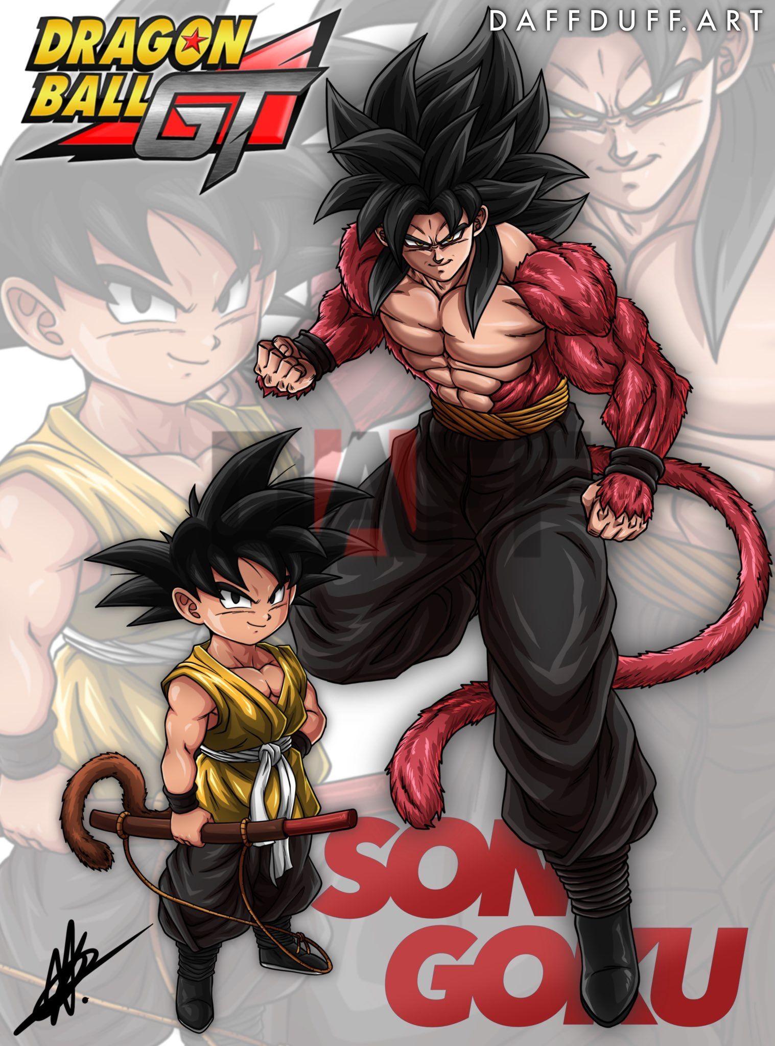 Pin By Thatguywho On Dragon Ball Dragon Ball Gt Anime Dragon Ball Super Dragon Ball Art