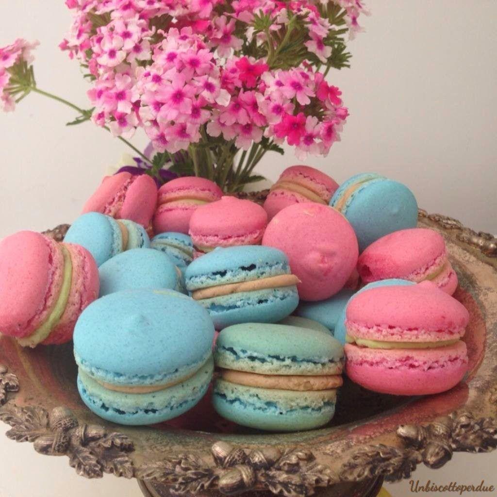 .: Macarons - Meringa italiana ricetta di Felder