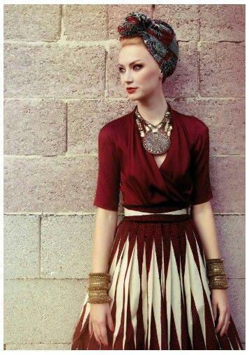 Turban | Hola Fashion