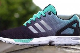 Adidas ZX gradient