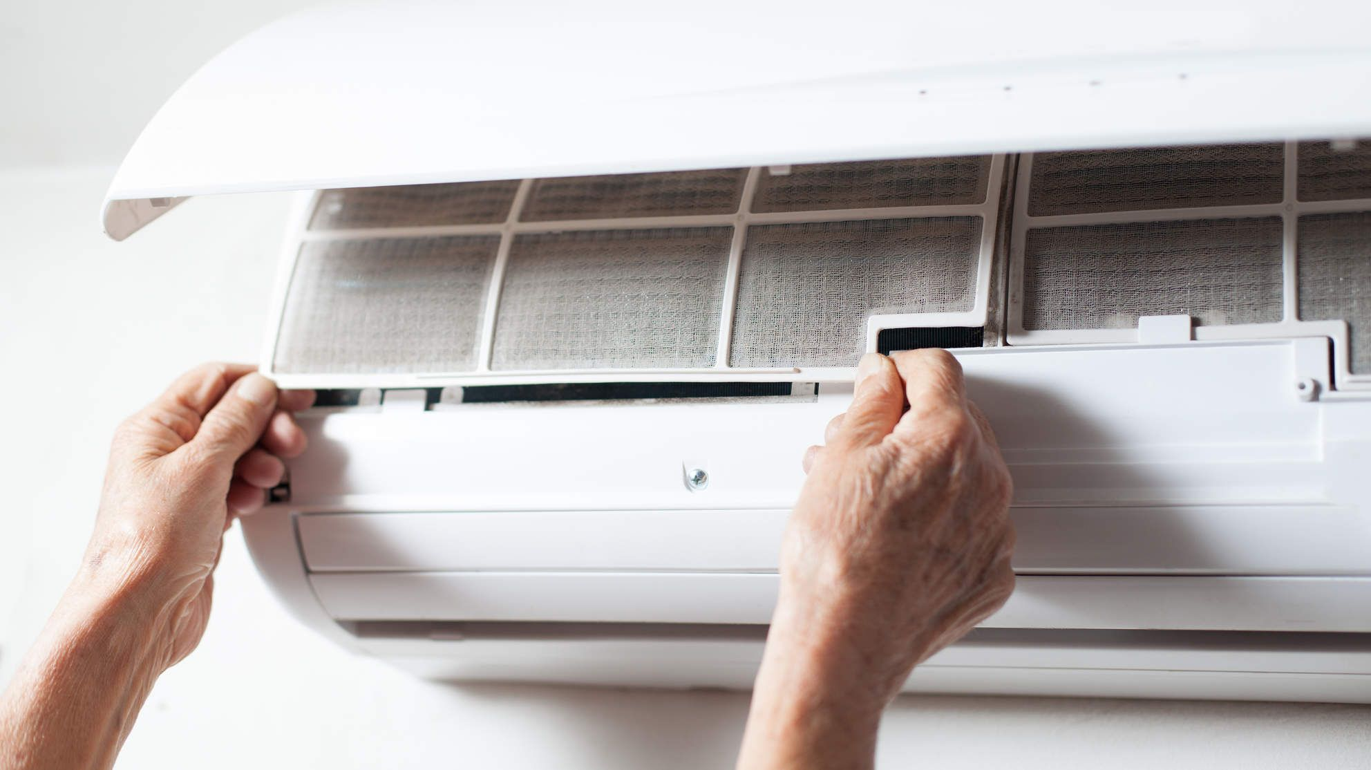 the exact right way to clean your air conditioner–and why