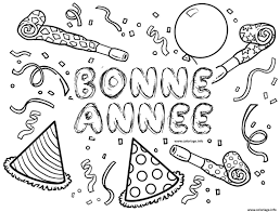 Image Result For Bonne Année 2019 Coloriage Holidays New Year