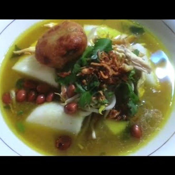 Soto Ayam Resepi Chef Wan Chef Wan Malaysian Food Recipes