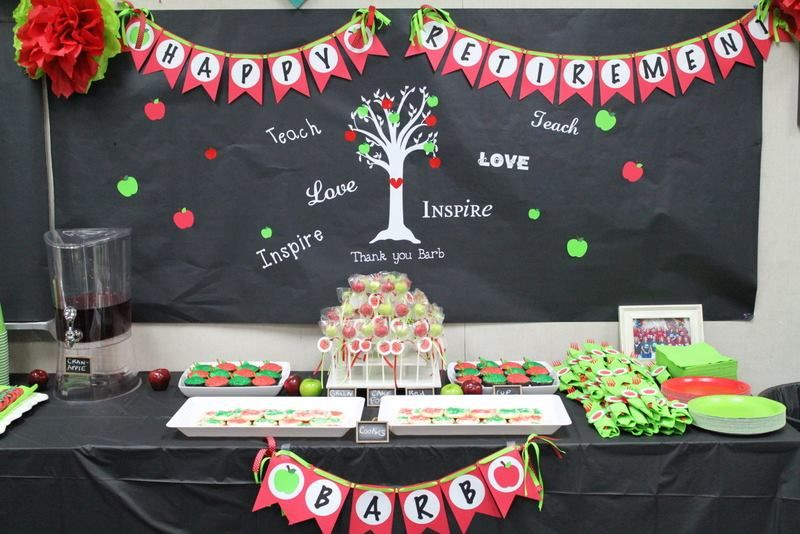 retirement party decorations parties and gatherings pinterest