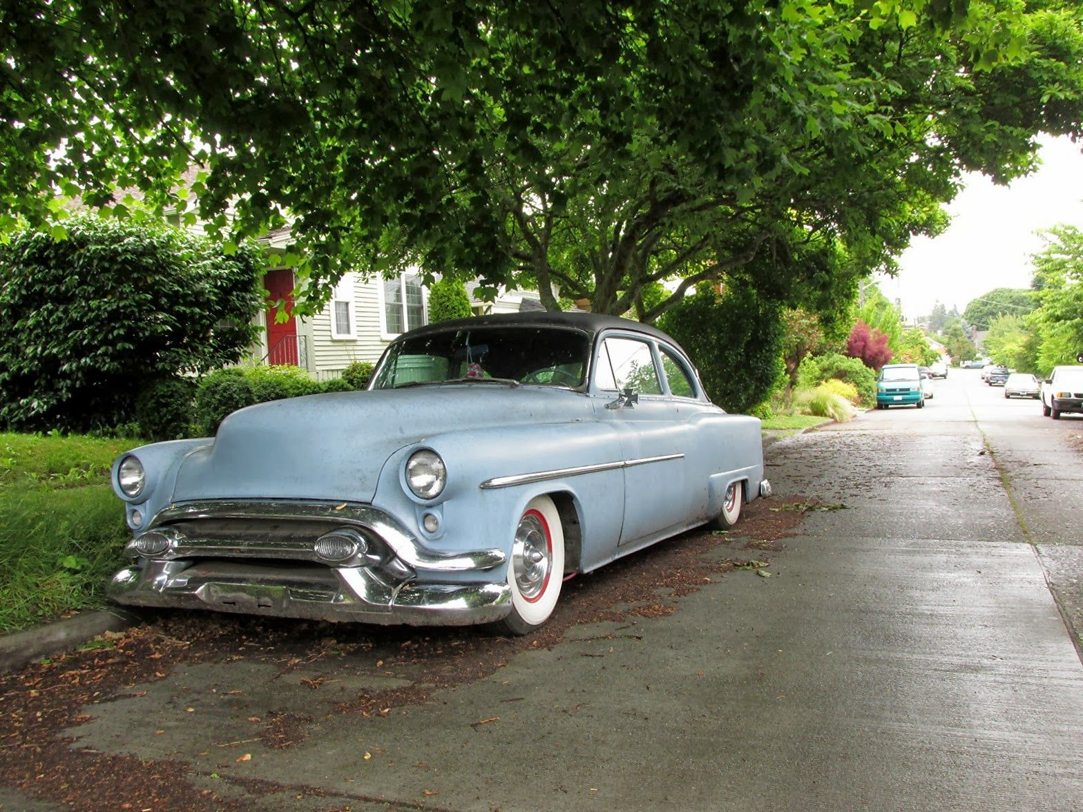Auction Results and Sales Data for 1953 Oldsmobile Ninety-Eight