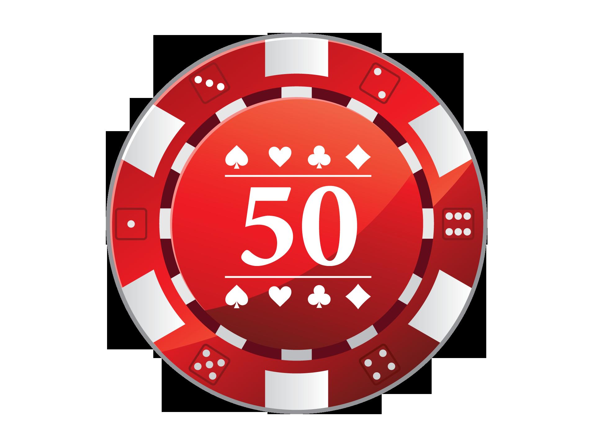 Poker Chips Cassino Rainha De Copas