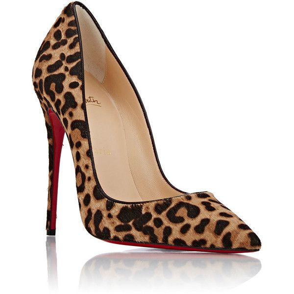 a187664a1925 Christian Louboutin So Kate Pumps ( 825) ❤ liked on Polyvore featuring shoes