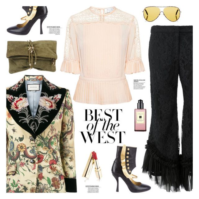 Best Of The West By Sproetje Liked On Polyvore Featuring Gucci