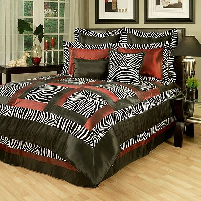 Sherry Kline Jungle Passage 8 Pc Comforter Set Cicis Room