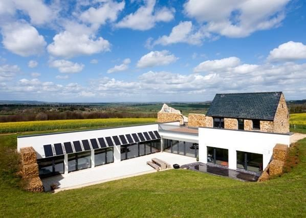 Check Out This Property For Sale On Rightmove Passive House Design Grand Designs Houses Grand Designs