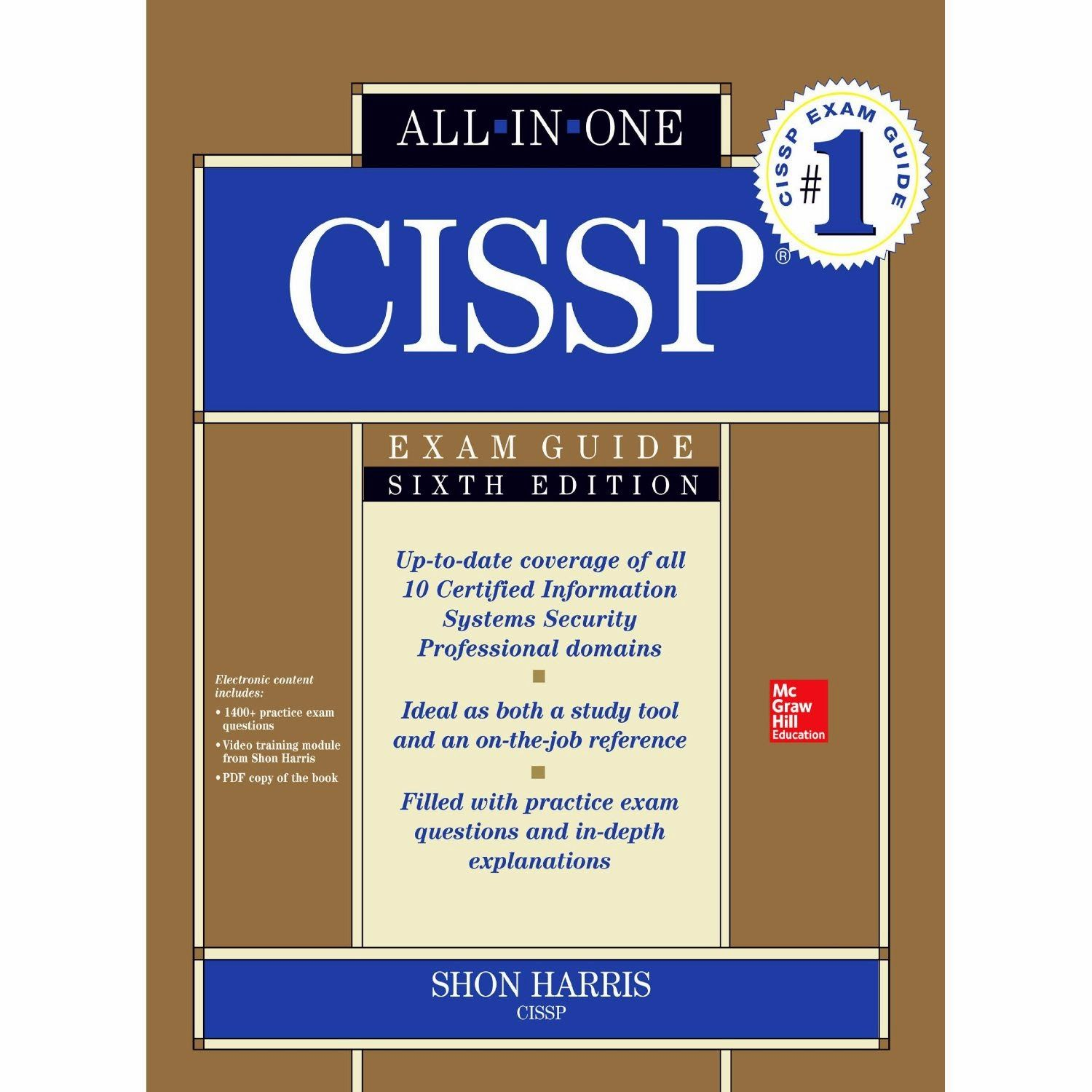 Get Free Download Ebooks Cissp All In One Exam Guide 6th Edition Free Down Exam Guide Exam Engineering Exam