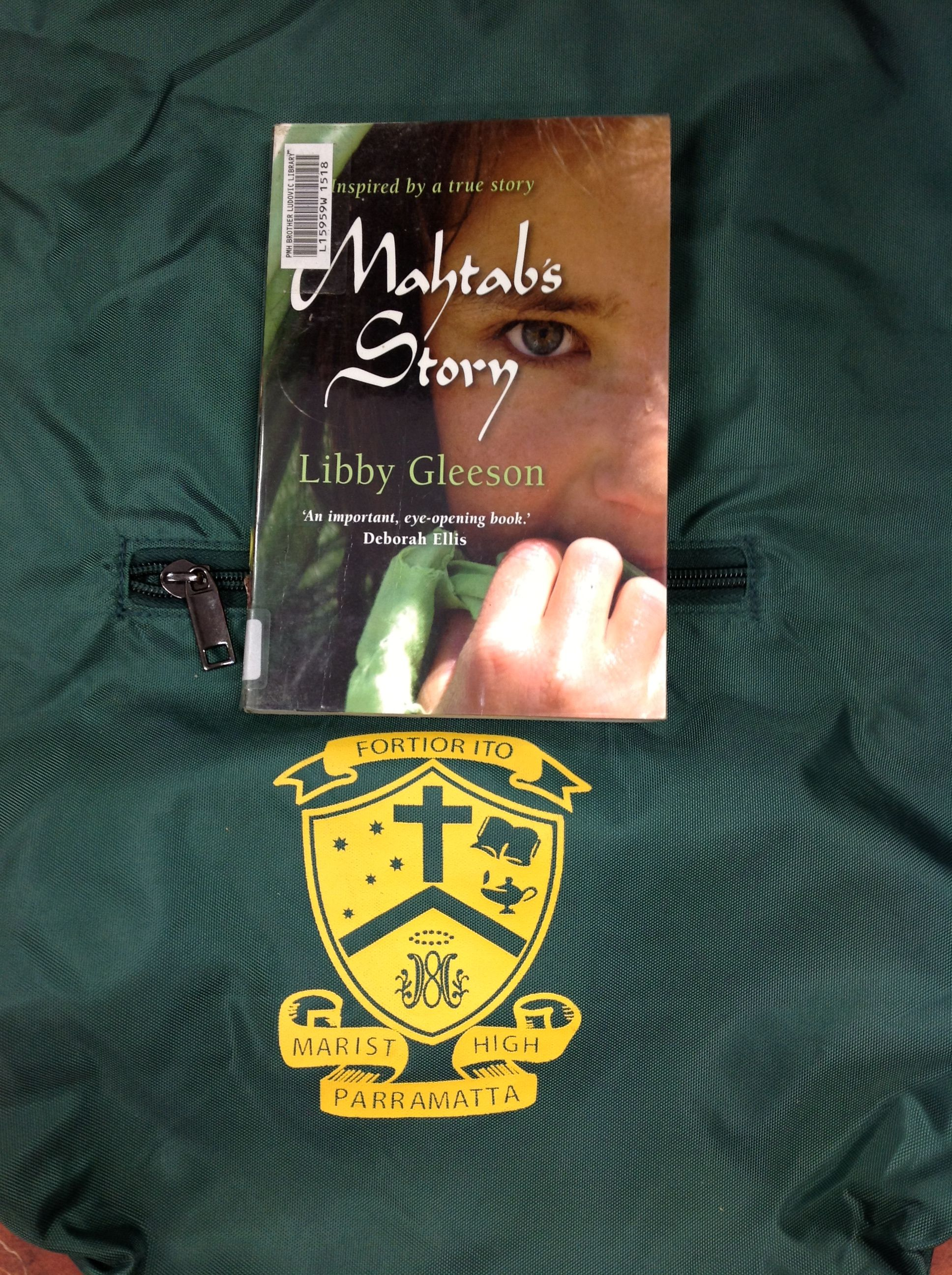 mahtabs story essay B o o k p u b l i s h e r s teachers notes by dr susan la marca mahtab's  story by libby gleeson isbn 9781741753349 recommended for ages 9-13  yrs.