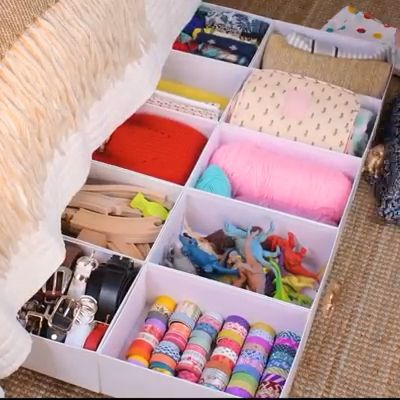 Spark Joy With These Home Organization Hacks! #artdupliagedelivres