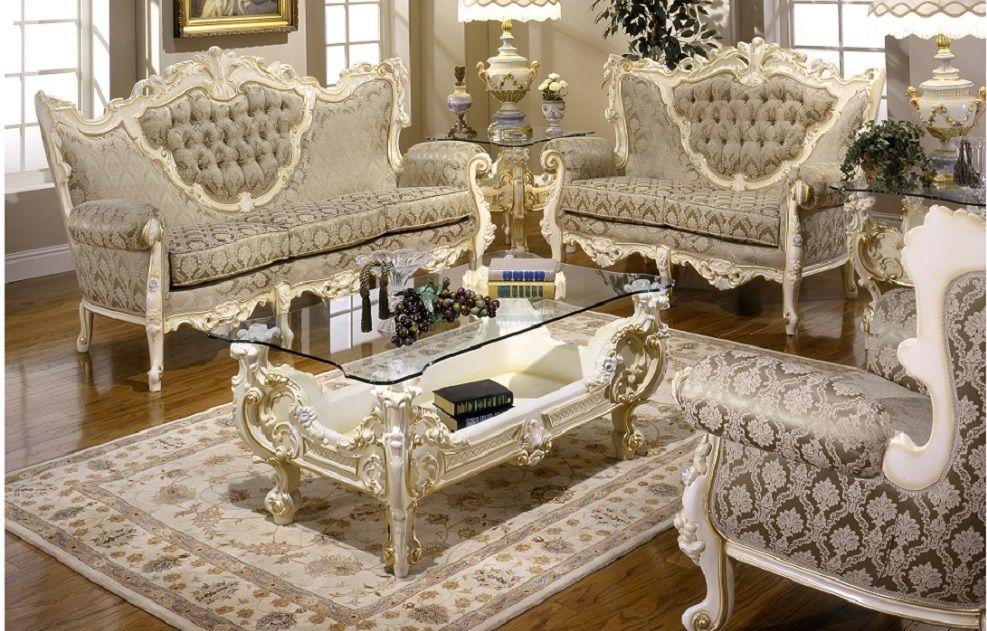 Victorian Living Room 603   Victorian Furniture   Home~Furniture ...