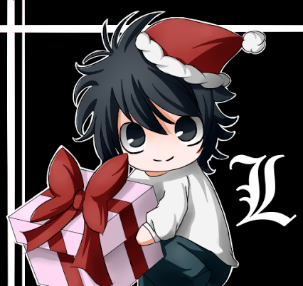 L wishes you a merry christmas
