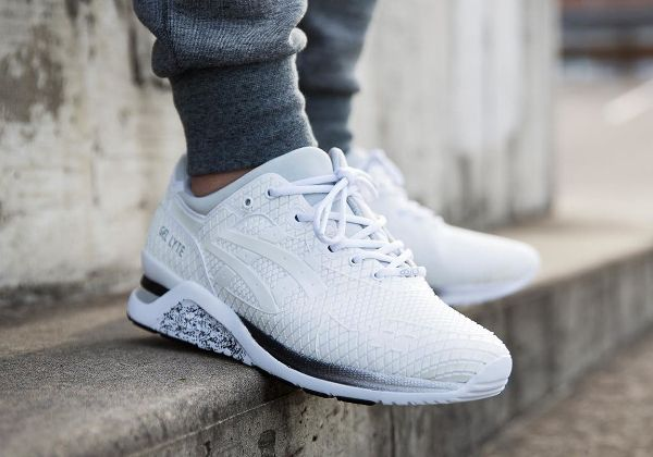 Asics Gel Lyte Evo Samurai White | Vêtements en 2019